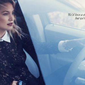 Kate Hudson creates a capsule collection with Ann Taylor