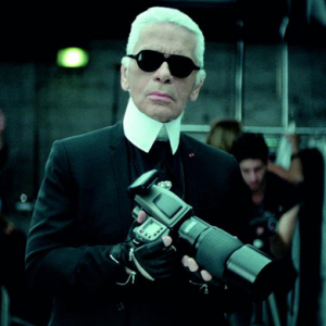 Karl Lagerfeld's next top model search begins