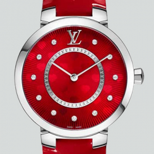 Louis Vuitton unveil its bold Tambour Monogram watch