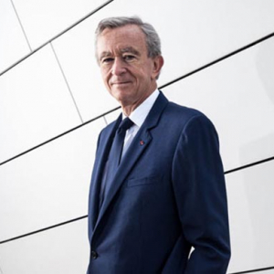 LVMH's Bernard Arnault has invested in an online auction house
