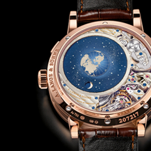 Time and space: The SIHH 2014 Collection by A. Lange & Söhne