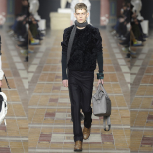 Paris Men's Fashion Week: Lanvin Autumn/Winter 14