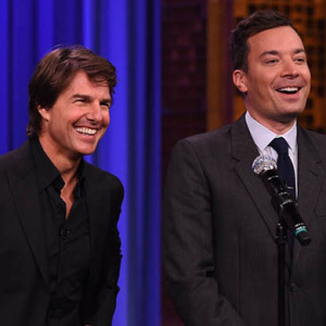 Tom Cruise faces off against Jimmy Fallon in epic lip synch battle