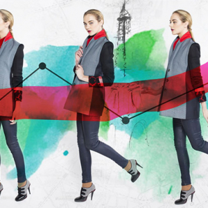 The jacket that gives a whole new meaning to 'location enabled' wearable tech
