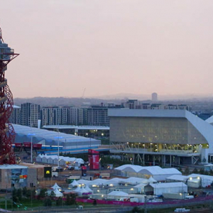 London Olympic site to become centre for art and culture
