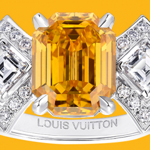 Louis Vuitton's Acte V high jewellery collection
