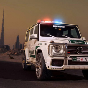 Dubai Police release video: Luxurious super patrol cars for a luxurious city