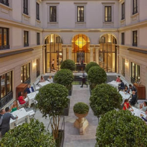 Be our guest: The Mandarin Oriental Milan opens its doors
