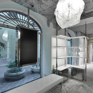 Maison Margiela lands in Rome with new boutique