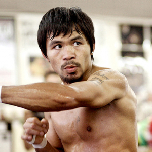 Boxing's nice-guy Manny Pacquiao is heading to Dubai