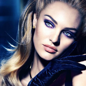Candice Swanepoel lends her striking beauty to Max Factor's new makeup