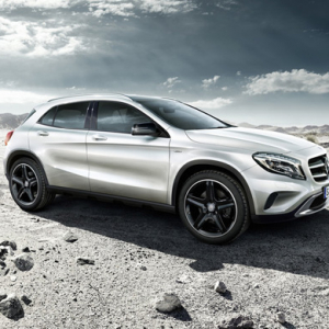The Mercedes-Benz GLA-Class by Brabus