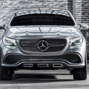 The new Mercedes-Benz Concept Coupe SUV