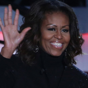 Michelle Obama talks freedom in China