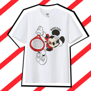 Uniqlo collaborates with Disney on new 'Mickey Plays' collection