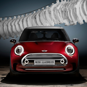 Mini unveils its 2015 Clubman Concept car