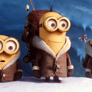 Watch now: The first trailer for Universal's 'Minions' is released