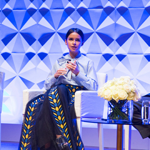 The Vogue Festival: Miroslava Duma and the digital revolution