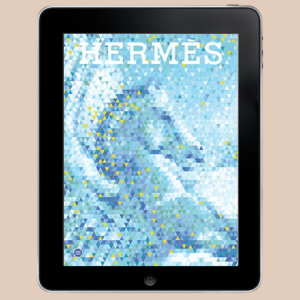 Hermès launch a new creative app
