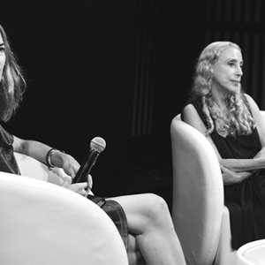 """My view is not just to find young talents, it's to support them too."" – Franca Sozzani"
