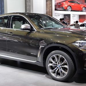 Paris Motor Show 2014: The new 2015 BMW X6