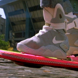 Nike confirm its working on self-lacing 'Back To The Future' shoes for 2015