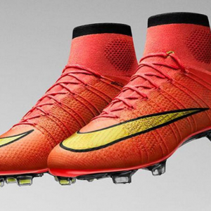 Nike's Mercurial Superfly football boot
