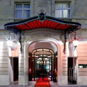 The Paris hotel that aims to specifically attract an Arabic clientele