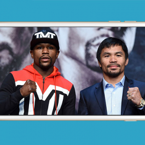 Periscope might be in trouble for hosting live streams of the Mayweather vs Pacquaio fight