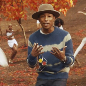 Watch now: 'Gust of Wind' by Pharrell featuring Daft Punk