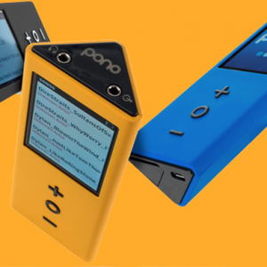 Neil Young's Pono music player becomes third most successful Kickstarter
