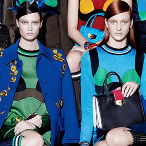 The full campaign: Prada spring/summer 2014