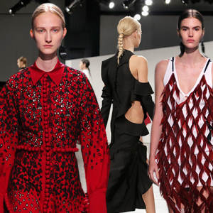 New York Fashion Week: Proenza Schouler Spring/Summer 16