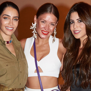 Ralph Lauren host Dubai party to celebrate the SS15 collection