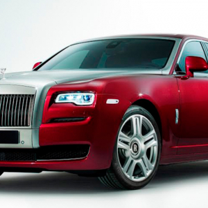 The Rolls-Royce Ghost Series II makes its Middle east debut