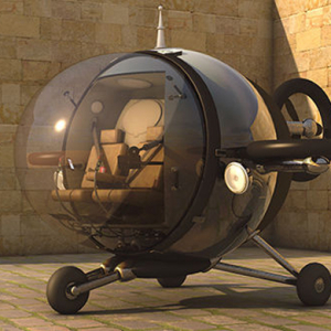 Revolutionising personal air travel with the Citycopter