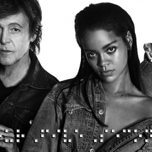 Rihanna, Kanye West and Paul McCartney release surprise track