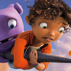 Rihanna gets a cartoon makeover for DreamWorks new film 'Home'