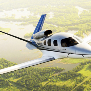 Cirrus Aircraft succesfully flies $2 million SF50 Vision prototype jet