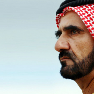 Sheikh Mohammed is one of the most followed world leaders on Twitter