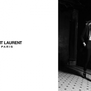 First look: The new Saint Laurent campaign for Autumn/Winter 15 is here