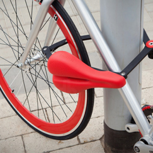 Presenting 'Seatylock' – a seat and lock in one