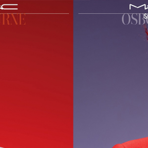 Sharon & Kelly Osbourne collaborate with MAC