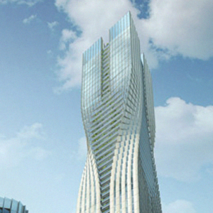 SOM win competition to design Gothenburg's tallest building