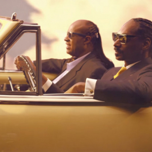 Watch now: Stevie Wonder, Snoop Dogg and Pharrell release new music video