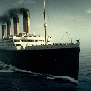 The last lunch: Titanic menu goes to auction