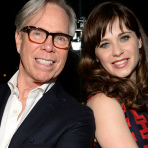 'Vanity Fair' celebrates Tommy Hilfiger's collaboration with Zooey Deschanel in LA