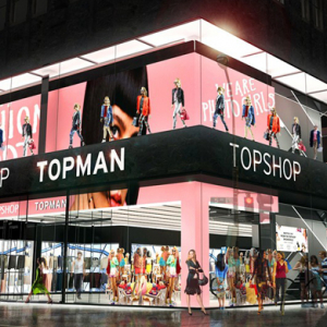 Topshop to open Fifth Avenue flagship