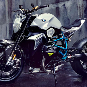 BMW releases its new concept: The Roadster Motorcycle
