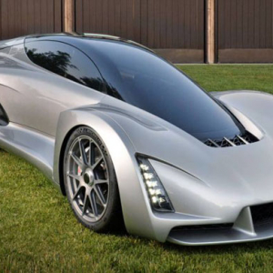 Meet the world's first 3D-printed supercar: The Blade